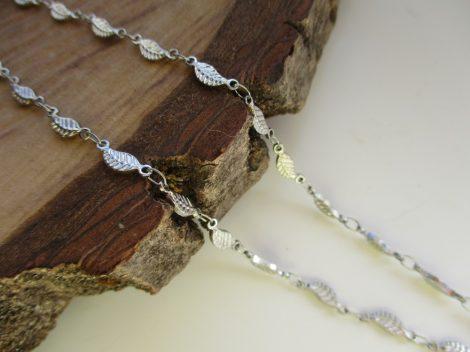 Acél bokalánc ezüst színben