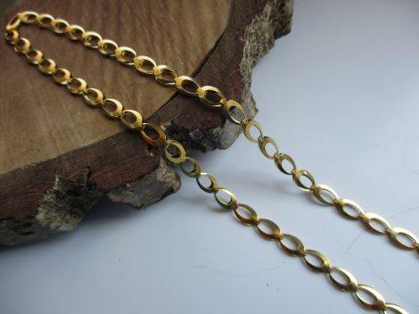 Acél nyaklánc arany vagy ezüst színben